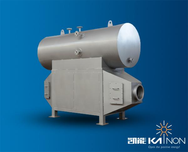 热管型余热锅炉/500KW发电机组余热锅炉