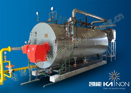 凯能燃油燃气锅炉有着最放心的产品质量,16年来一直为客户提供最完