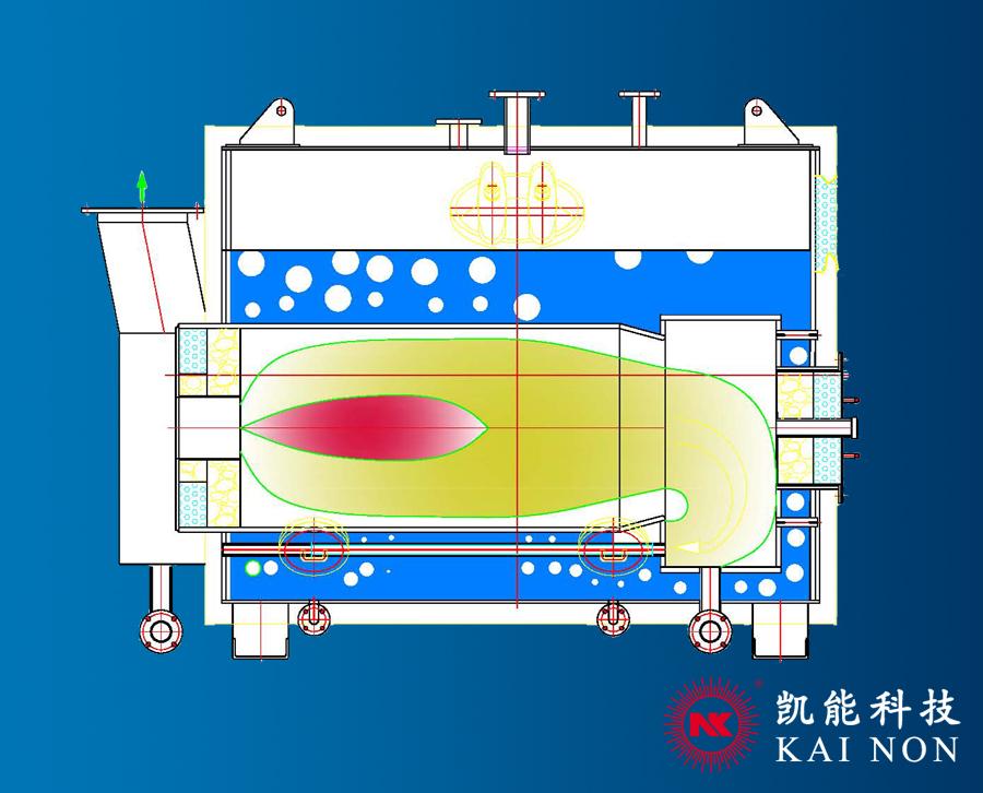 ZWY卧式船用锅炉