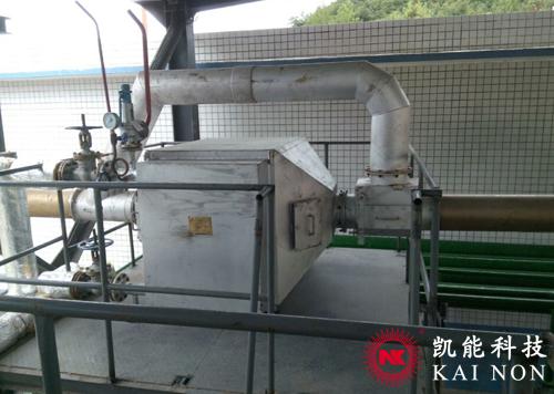 发电机组余热热水锅炉