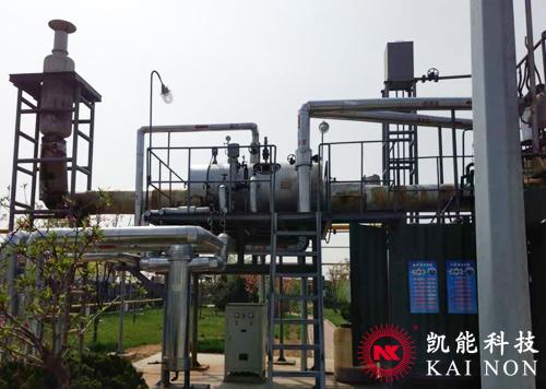 沼气发电机组蒸汽余热锅炉