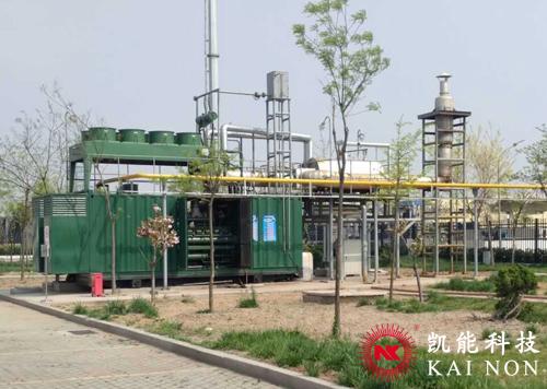 沼气发电机组余热锅炉