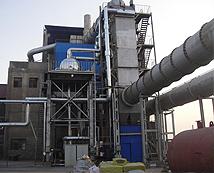 硅铁合金矿热炉余热锅炉