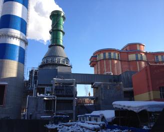 牡丹江热电有限公司低温省煤器