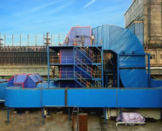 150万吨焦化炉烟气余热回收利用节能工程