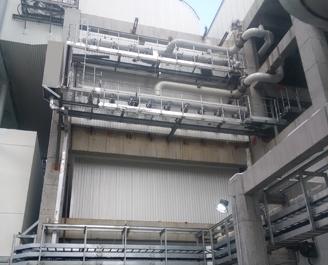 莱芜百万机组低温省煤器成功运行