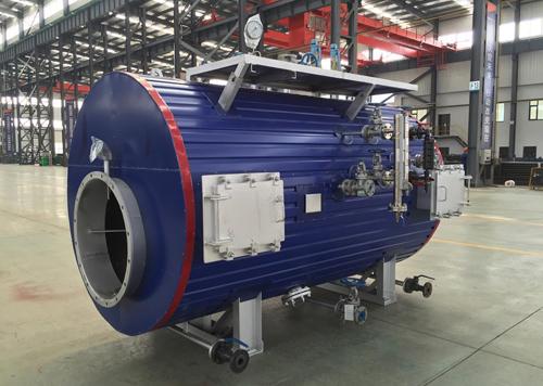 安哥拉水电站23MW重油电站项目-余热利用设备