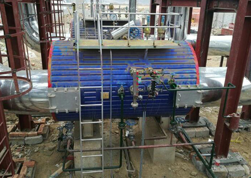 巴基斯坦卡洛特15MW电站项目-重油机组烟气余热回收