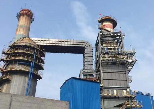 山西东方恒略烧结机脱硫烟气控白粉尘深度治理工程MGGH烟气冷凝换热器项目