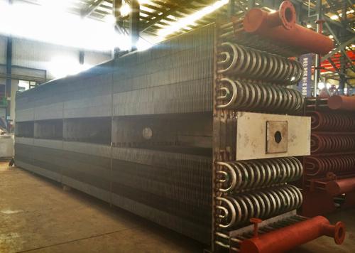 方大特钢炼钢厂烧结脱硫后湿电及烟气消白系统改造工程