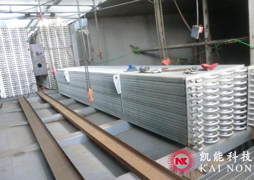 中广核联达节能2*230平米烧结机头烟气脱白改造MGGH烟气换热器项目