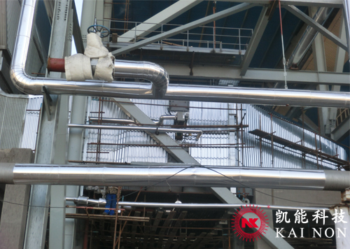 百通宏达热力热电联产项目低温省煤器设备顺利交付