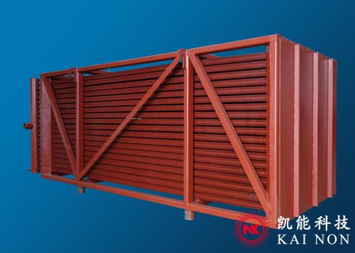 河北烟气脱白项目烟气冷却器制造