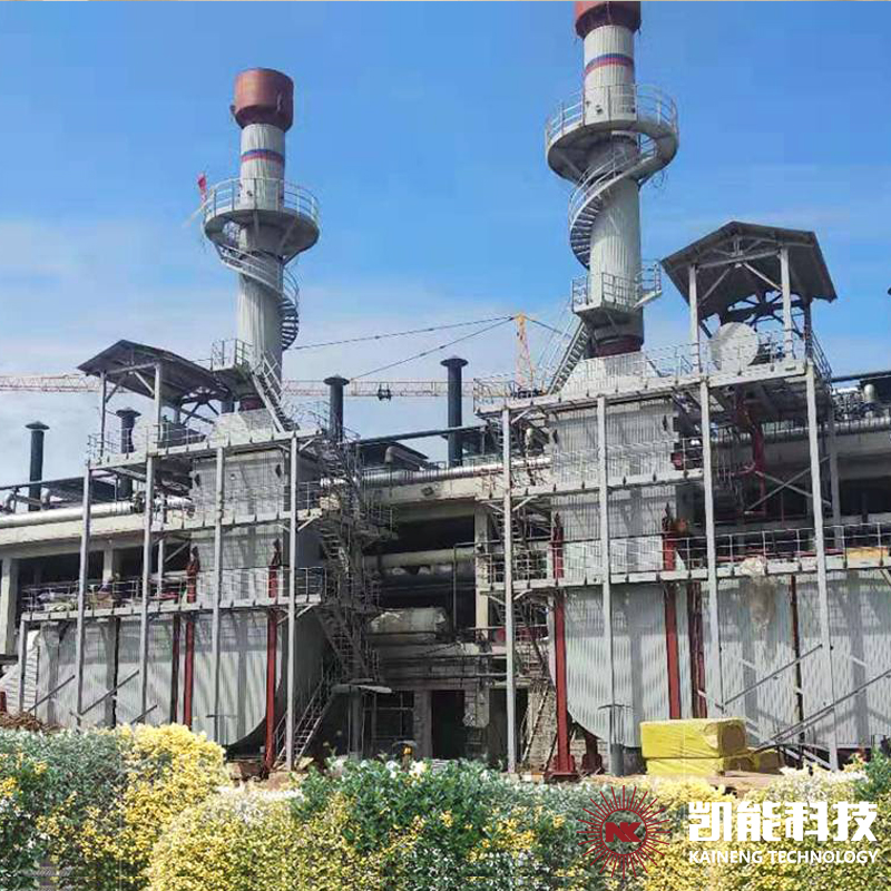 山西煤层气电站又一力作-沁水丰汇新能源余热SCR脱硝项目