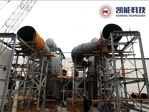 凯能科技助力一带一路,柬埔寨重油机组余热利用项目顺利交付