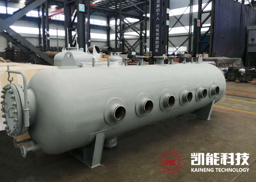 苏伊士水务采购的锅炉汽包顺利通过DEKRA公司的第三方检验