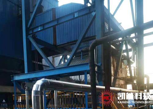 寿光金太阳热电低温省煤器改造工程