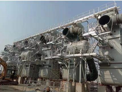 凯能余热系统走进孟加拉,104MW重油电站余热发电项目顺利交付啦!