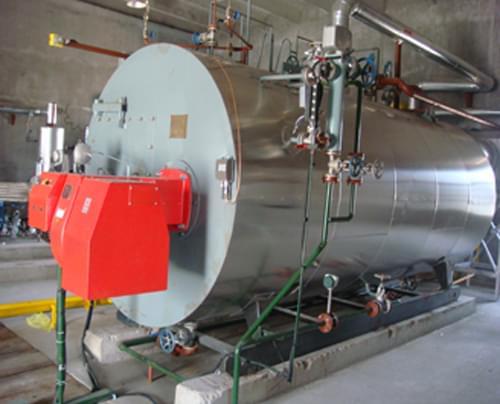 燃油/气蒸汽锅炉