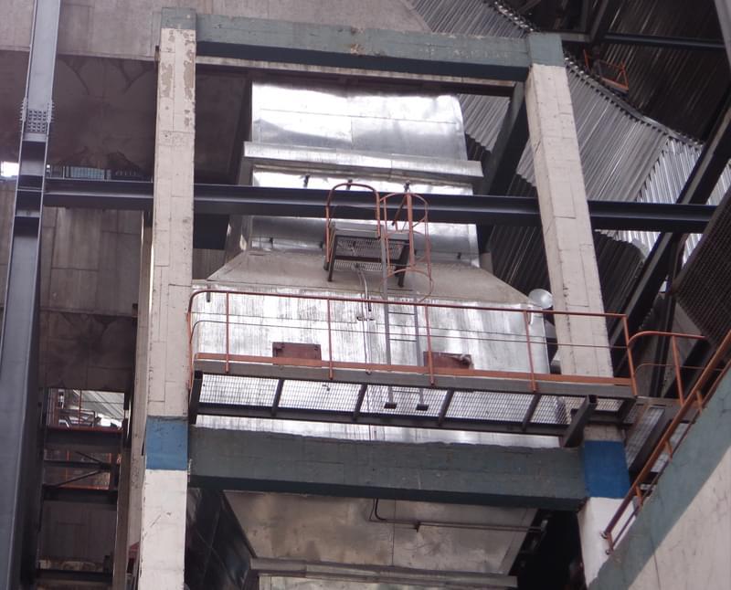 220MW发电机组H型鳍片管低温省煤器