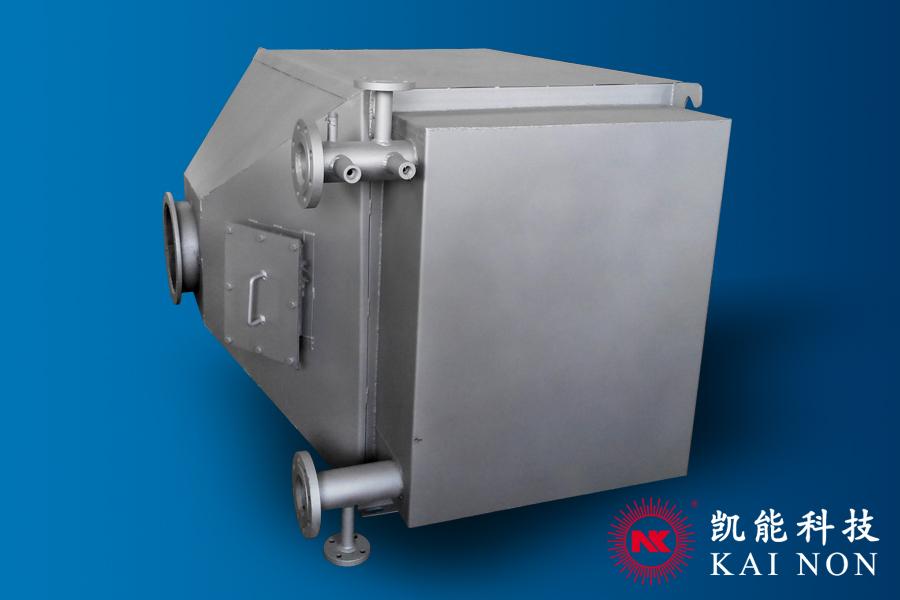 500/600KW卧式针形管发电机组余热锅炉