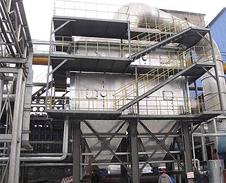 60/90万吨焦化炉余热锅炉
