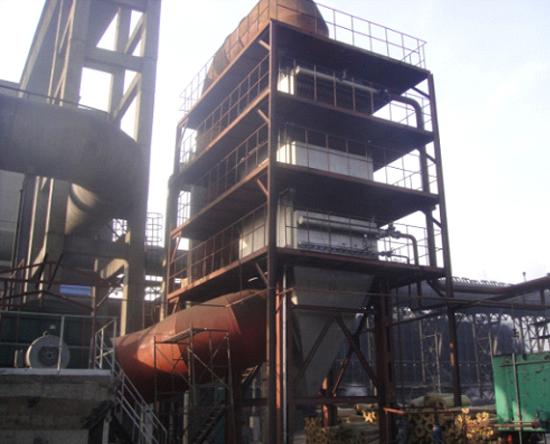 40/50万吨焦化炉余热锅炉