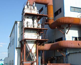 工业硅矿热炉余热锅炉