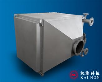700/1000KW针形管发电机组余热锅炉