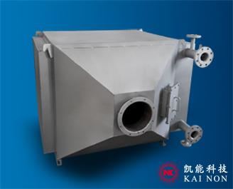 1200/2000KW立式针形管发电机组余热锅炉