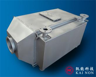 KNFT500/600KW发电机组余热锅炉