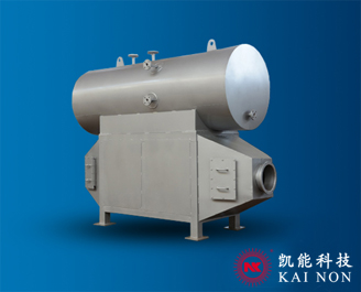KNRG300/500KW自然循环发电机组余热锅炉