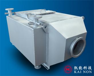 KNFT1200/2000KW发电机组余热锅炉