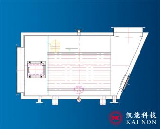 WFY型卧式废气锅炉/废气经济器