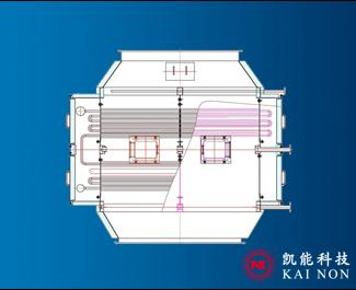LFK0.5-5.0t/h型针形管/鳍片管废气经济器