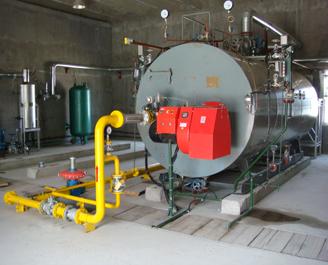 燃油/气热水锅炉