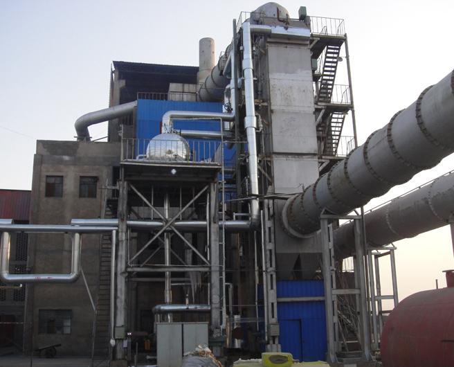 炼钢电炉余热锅炉