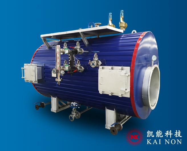 自然循环重油发电机组余热锅炉
