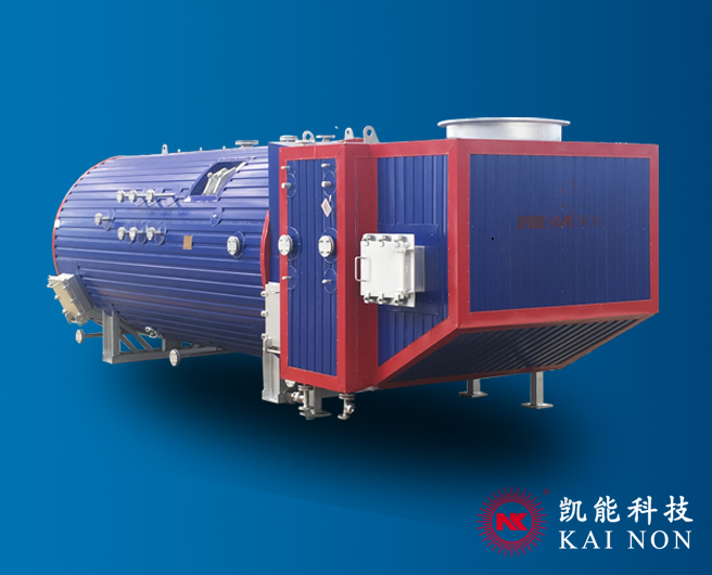 燃气发电机组3吨余热锅炉