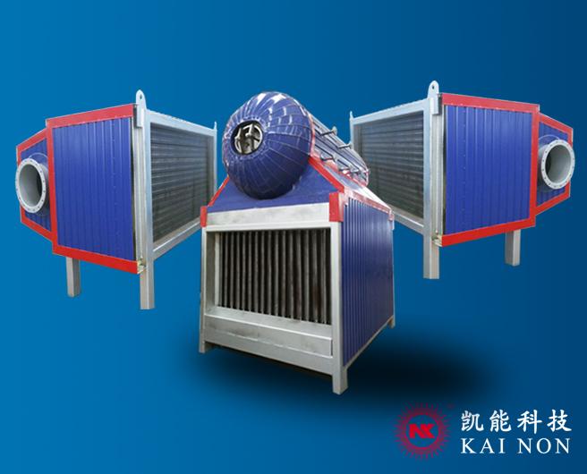 多合一发电机组余热发电锅炉