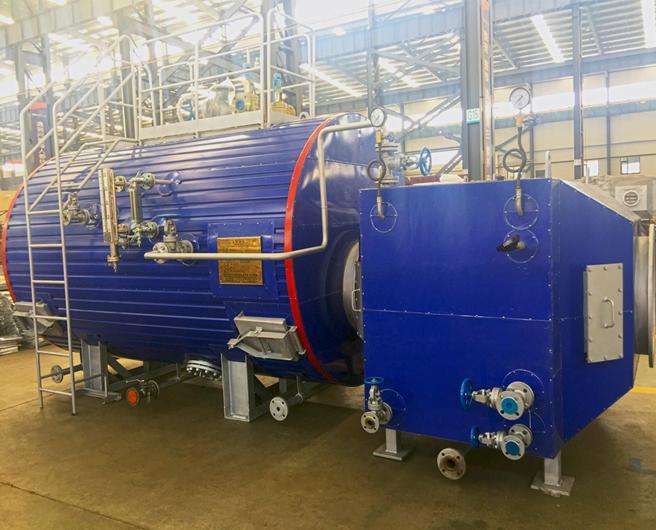 重油发电机尾气SCR脱硝系统